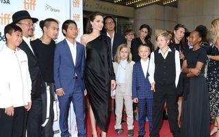 Cum arată acum copiii Angelinei Jolie şi ai lui Brad Pitt