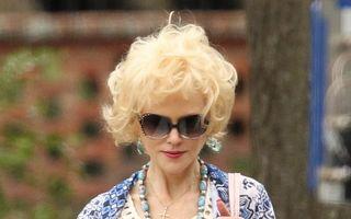 Nicole Kidman, transformare surprinzătoare: Vedeta e de nerecunoscut