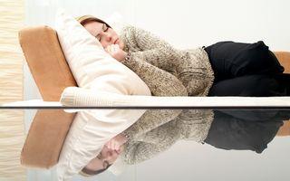 Somnul de după-amiază e bun pentru sănătate. Cu o condiţie!