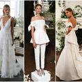 Ce rochii de mireasă se poartă în 2018? 6 tendințe