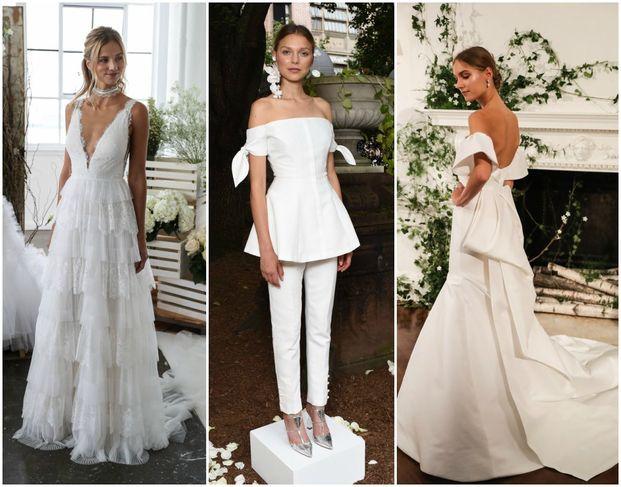 Ce Rochii De Mireasă Se Poartă în 2018 6 Tendințe Modă Moda De