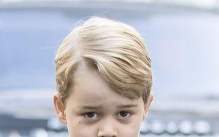 Alertă în Anglia: Teroriştii ISIS îl ameninţă pe Prinţul George
