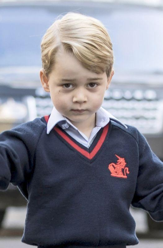 prinţul George