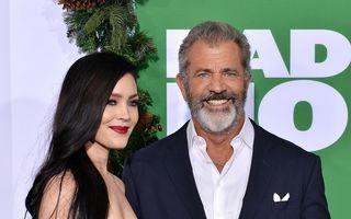 Mel Gibson, un tip norocos: Iubita lui cu 34 de ani mai tânără arată senzaţional