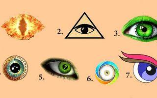 Alege un ochi şi vezi ce dezvăluie subconştientul despre tine