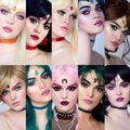 Îți amintești de Sailor Moon? Un makeup artist a creat machiaje inspirate de faimoasele personaje