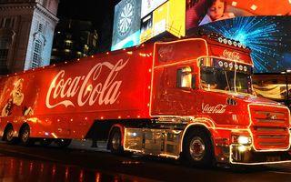 Cum tratează obezitatea un politician englez: Cere interzicerea camioanelor Coca-Cola de Crăciun!