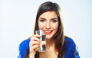 10 semne care îţi arată că nu bei suficientă apă