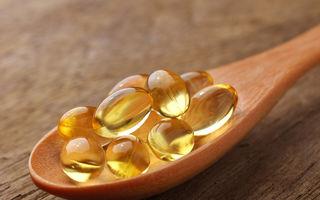 10 lucruri care se întâmplă în corp dacă iei zilnic ulei de pește sau omega-3