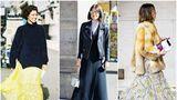 Cum să porți o rochie maxi în această iarnă. 5 idei