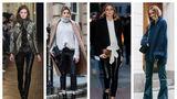 Cum să porți pantalonii din piele în acest sezon. 30 de outfituri stylish