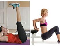 5 exerciții de bază dacă vrei să ai un corp tonifiat