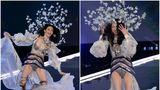 Cea mai grațioasă căzătură. Un model s-a împiedicat pe podium în cadrul show-ului Victoria's Secret