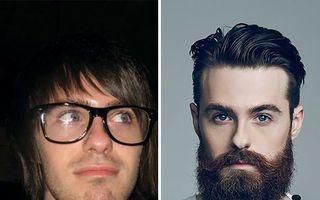 Noiembrie, luna fără bărbierit: Cum se schimbă bărbaţii care nu se mai rad