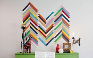20 de moduri geniale în care să decorezi pereţii locuinţei tale