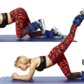 5 exerciții de slăbit pentru fese, coapse și gambe