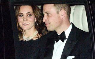 Kate Middleton a purtat din nou o bijuterie ce aminteşte de prinţesa Diana