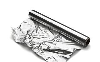 Utilizări neobișnuite pentru folia de aluminiu, dar folositoare