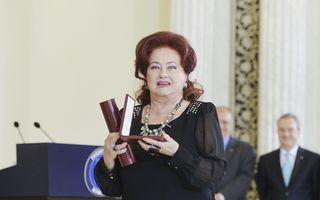 Stela Popescu a murit în urma unui accident vascular cerebral