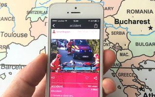 35.000 de români au devenit smartphone reporteri, într-un an, prin intermediul aplicației de jurnalism cetățenesc IndieFrame