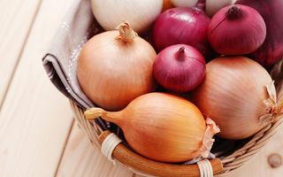 Ceapă albă sau roșie? Care este mai sănătoasă?
