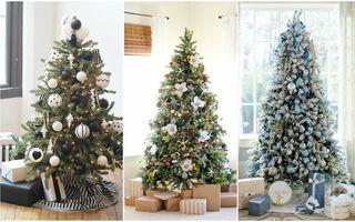 Cum să împodobești bradul de Crăciun anul acesta. 50 de idei