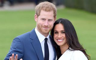 Prinţul Harry a decorat inelul de logodnă al iubitei sale cu diamantele Prinţesei Diana