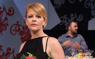 Sanda Ladoşi şi soţul ei, ridicaţi de procurorii DIICOT