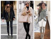 Cu ce încălțăminte să porți blugii skinny iarna? Cele mai bune combinații