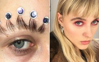 Sprâncenele coroană, un nou trend bizar care face senzație pe Instagram