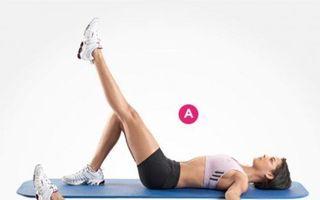 7 exerciții care te scapă rapid de celulita de pe fund și coapse