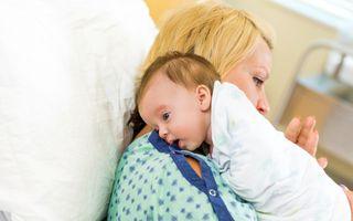 Corelația dintre depresia postpartum și perioada nașterii