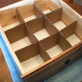 Organizare sertar