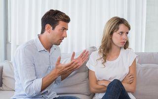Ce să nu îi spui partenerului când e supărat