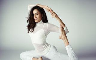 Prinţul Harry are o iubită frumoasă şi puternică: Meghan Markle e dependentă de yoga