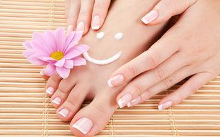 Cum să îți exfoliezi picioarele folosind bicarbonat de sodiu