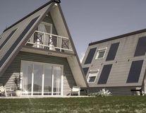 Italienii au inventat casa care se construiește în 6 ore și costă 28.000 de euro