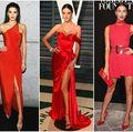 Cele mai potrivite accesorii pentru rochiile roșii