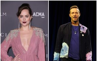 O relaţie serioasă: Dakota Johnson şi Chris Martin sunt împreună