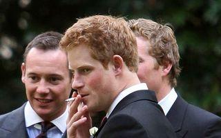 Meghan Markle l-a făcut pe Prinţul Harry să se lase de fumat
