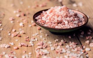 De ce ar trebui să consumi sare de Himalaya