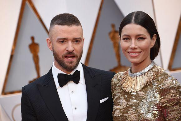 Justin Timberlake şi Jessica Biel