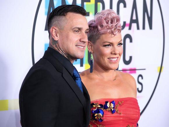 Pink şi Carey Hart