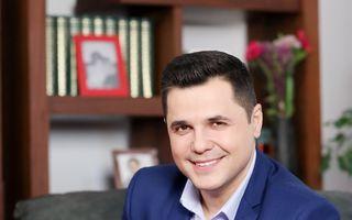 """Interviu Gabriel Coveșeanu: """"Dacă ai făcut o fată să râdă, e pe jumătate cucerită"""""""