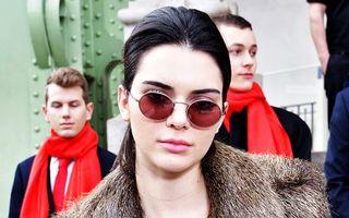 Trucul pe care Kendall Jenner îl folosește pentru a fi mai fotogenică
