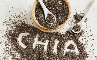 Ce efecte secundare au semințele de chia