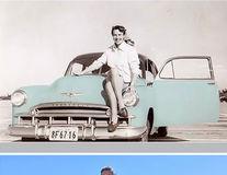 Acești oameni au recreat fotografiile bunicilor lor. Rezultatele sunt uimitoare!