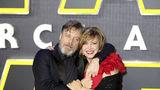 """Forţa e tare cu el: Luke din """"Star Wars"""" a împlinit 39 de ani de căsnicie"""