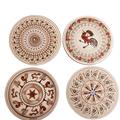 Obiecte de decor cu motive traditionale romanesti