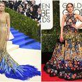 Cele mai frumoase rochii purtate de vedete în 2017